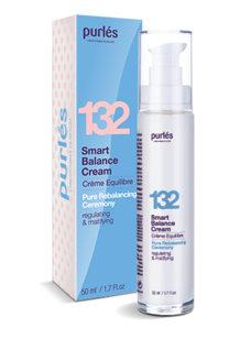 Purles 132 Smart Balance Cream krem balansujący 50 ml