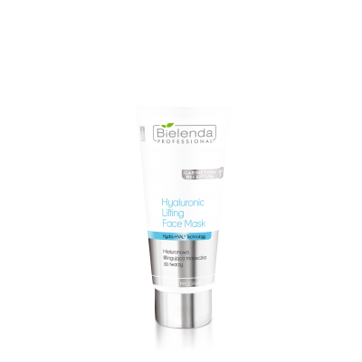 Bielenda HYALURONIC LIFTING FACE MASK Hialuronowa maseczka liftingująca do twarzy 70ml