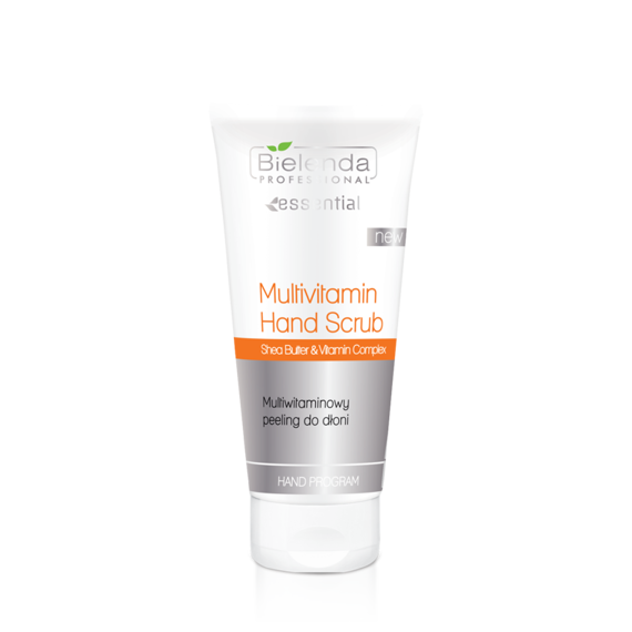Bielenda MULTIVITAMIN HAND SCRUB Multiwitaminowy peeling do dłoni 175g