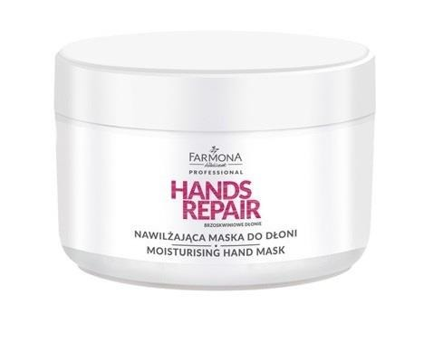 Nawilżająca maska do dłoni Farmona Hands Repair 300 ml