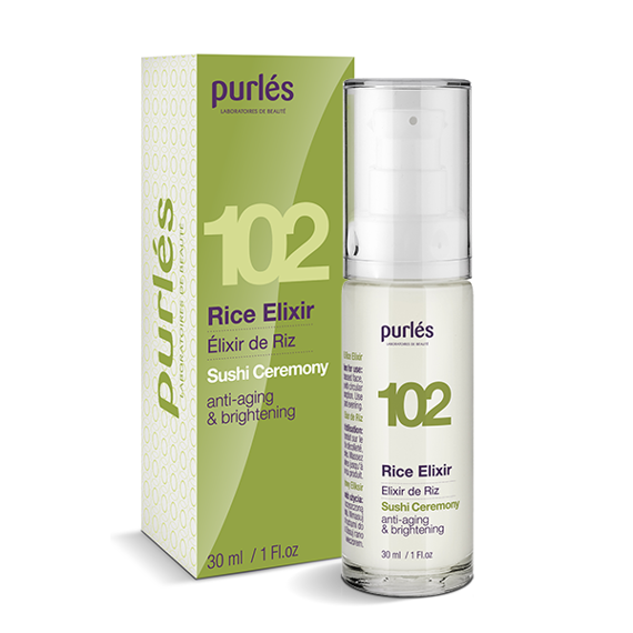 Purles 102 Rice Elixir Ryżowy Eliksir 30 ml
