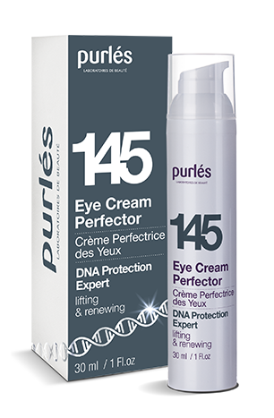Purles 145 Eye Cream Perfector Krem pod oczy z witaminą C 30 ml
